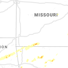 Hail Map for springfield-mo 2019-05-29