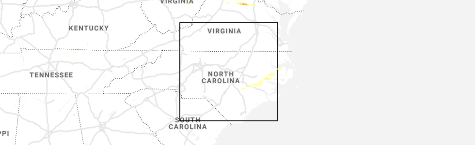 Hail Map for Raleigh, NC - Thursday, May 30, 2019