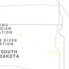Hail Map for aberdeen-sd 2019-05-31