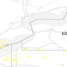 Regional Hail Map for Buffalo, NY - Saturday, June 1, 2019