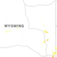 Hail Map for casper-wy 2019-06-02
