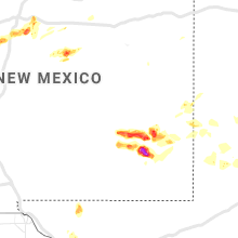 Hail Map for roswell-nm 2019-06-02