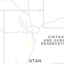 Regional Hail Map for Salt Lake City, UT - Sunday, June 2, 2019