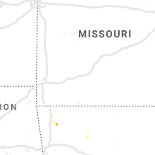 Regional Hail Map for Springfield, MO - Sunday, June 2, 2019