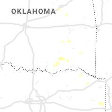 Hail Map for atoka-ok 2019-06-03