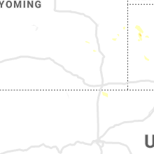 Regional Hail Map for Laramie, WY - Tuesday, June 4, 2019