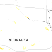 Regional Hail Map for Oneill, NE - Tuesday, June 4, 2019