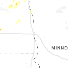 Regional Hail Map for Fargo, ND - Friday, June 7, 2019