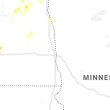 Hail Map for fargo-nd 2019-06-07