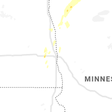 Regional Hail Map for Fargo, ND - Saturday, June 8, 2019