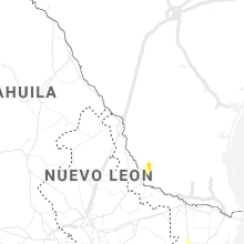 Regional Hail Map for Laredo, TX - Monday, June 10, 2019