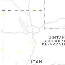 Regional Hail Map for Salt Lake City, UT - Thursday, June 13, 2019
