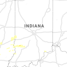 Regional Hail Map for Indianapolis, IN - Saturday, June 15, 2019