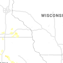 Regional Hail Map for La Crosse, WI - Saturday, June 15, 2019