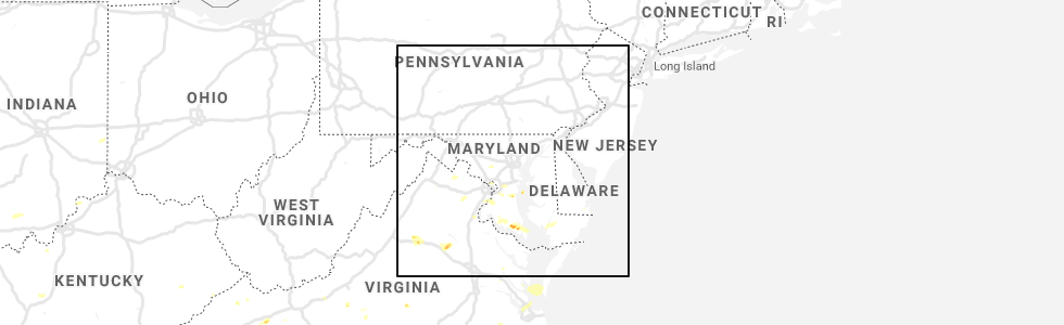Interactive Hail Maps - Hail Map for Bryans Road, MD