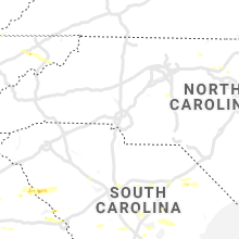 Hail Map for charlotte-nc 2019-06-20