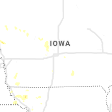 Hail Map for des-moines-ia 2019-06-20