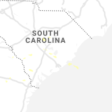 Regional Hail Map for Charleston, SC - Friday, June 21, 2019
