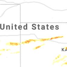 Hail Map for colby-ks 2019-06-21