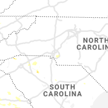 Hail Map for charlotte-nc 2019-06-22
