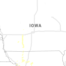 Hail Map for des-moines-ia 2019-06-22