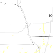 Regional Hail Map for Omaha, NE - Saturday, June 22, 2019
