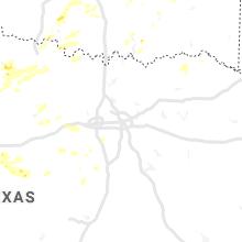 Hail Map for dallas-tx 2019-06-23