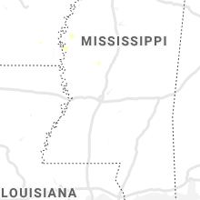 Regional Hail Map for Jackson, MS - Sunday, June 23, 2019