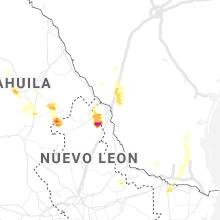 Hail Map for laredo-tx 2019-06-24