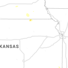 Regional Hail Map for Manhattan, KS - Wednesday, June 26, 2019