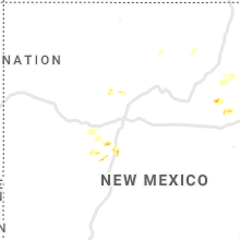 Hail Map for albuquerque-nm 2019-06-27