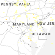 Regional Hail Map for Baltimore, MD - Saturday, June 29, 2019