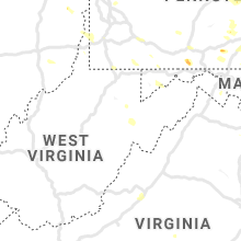 Regional Hail Map for Elkins, WV - Saturday, June 29, 2019