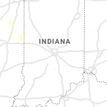 Hail Map for indianapolis-in 2019-06-29