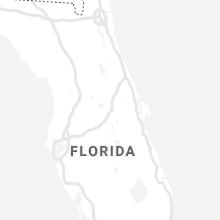 Regional Hail Map for Orlando, FL - Saturday, June 29, 2019