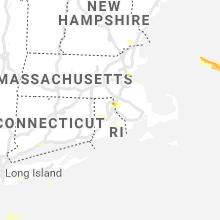 Regional Hail Map for Providence, RI - Saturday, June 29, 2019