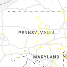 Regional Hail Map for State College, PA - Saturday, June 29, 2019