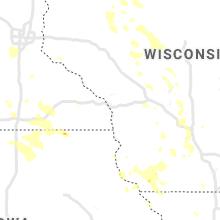 Regional Hail Map for La Crosse, WI - Sunday, June 30, 2019