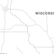 Hail Map for la-crosse-wi 2019-07-01