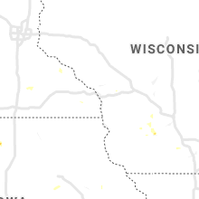 Regional Hail Map for La Crosse, WI - Wednesday, July 3, 2019