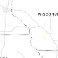 Hail Map for la-crosse-wi 2019-07-03