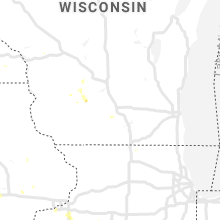 Hail Map for madison-wi 2019-07-03
