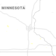 Regional Hail Map for Minneapolis, MN - Wednesday, July 3, 2019