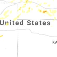 Hail Map for colby-ks 2019-07-04