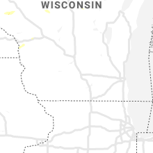 Hail Map for madison-wi 2019-07-04