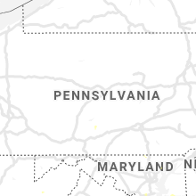 Regional Hail Map for State College, PA - Thursday, July 4, 2019