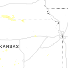 Regional Hail Map for Manhattan, KS - Friday, July 5, 2019