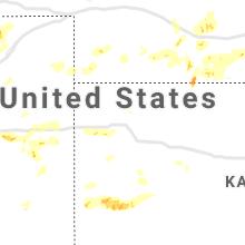 Hail Map for colby-ks 2019-07-08