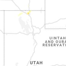 Regional Hail Map for Salt Lake City, UT - Monday, July 8, 2019