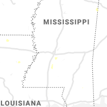 Regional Hail Map for Jackson, MS - Wednesday, July 10, 2019